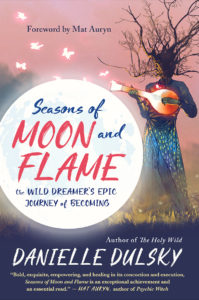 Seasons of moon and flame the wild dreamer's epic journey of Becoming witch and hag energy